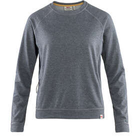 Fjällräven High Coast Lite Sweat-shirt de survêtement Femme, navy